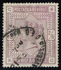 Buy Great Britain #96 Queen Victoria; Used (2Stars) |GBR0096-03XDP