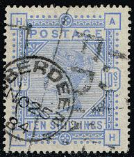 Buy Great Britain #109 Queen Victoria; Used (1Stars) |GBR0109-01XDP