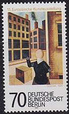 Buy GERMANY BERLIN [1977] MiNr 0551 ( **/mnh ) Kunst