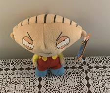 Buy Brand New Family Guy 5 Inch Stewie Stuffed Plush Toy With Tags For Dog Charity