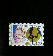 Buy 1998 France Edict of Nantes, 400th Anniversary Scott 2638 Mint F/VF NH