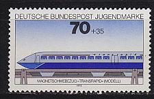 Buy GERMANY BUND [1975] MiNr 0839 ( **/mnh ) Eisenbahn