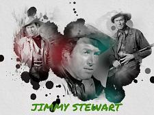 Buy JIMMY STEWART 3 FT X 5 FT FABRIC BANNER