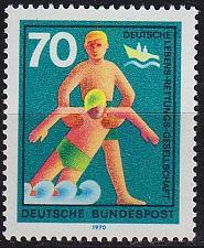Buy GERMANY BUND [1970] MiNr 0634 ( **/mnh )