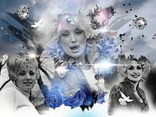 Buy DOLLY PARTON 3 FT X 5 FT FABRIC BANNER