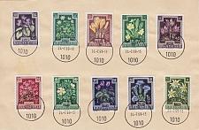 Buy ÖSTERREICH AUSTRIA [1948] MiNr 0868-77 ( O/used ) [01]