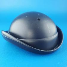Buy Mr. Potato Head Black Iconic Dress Hat Bowler Replacement Playskool Matte Finish