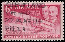 Buy US #C45 Wright Brothers; Used (2Stars) |USAC045-21