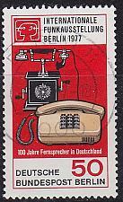 Buy GERMANY BERLIN [1977] MiNr 0549 ( O/used )