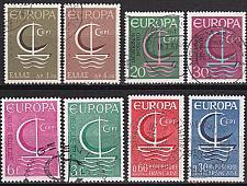 Buy EUROPA CEPT [Lot] 15 ( O/used ) CEPT ex 1966