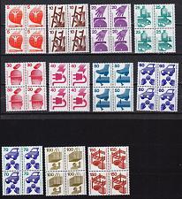 Buy GERMANY BERLIN [1971] MiNr 0402-11 ( **/mnh ) [01] alle 4er !!!
