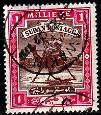 Buy SUDAN [1898] MiNr 0009 ( O/used )