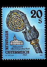 Buy ÖSTERREICH AUSTRIA [1993] MiNr 2109 ( **/mnh ) Kunst