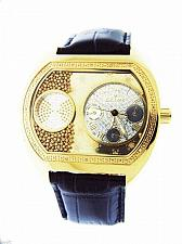 Buy IceTime Holiday 20 diamonds 48 mm Watch Yellow Gold