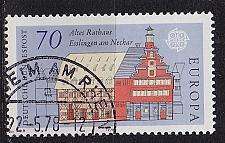 Buy GERMANY BUND [1978] MiNr 0971 ( O/used ) CEPT