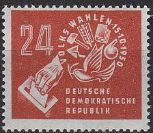 Buy GERMANY DDR [1950] MiNr 0275 ( **/mnh )