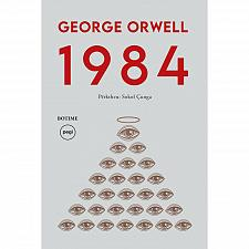 Buy 1984 by George Orwell. Book in Albanian language.