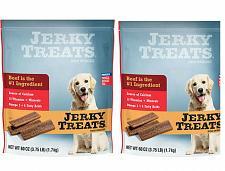 Buy Jerky Treats Tender Beef Strips Dog Snacks - 2 PACK