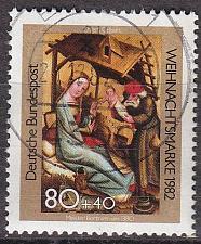 Buy GERMANY BUND [1982] MiNr 1161 ( O/used ) Weihnachten