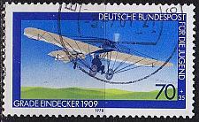 Buy GERMANY BUND [1978] MiNr 0967 ( O/used ) Flugzeug