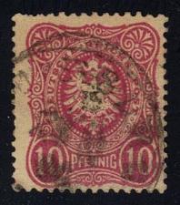 Buy Germany #39 Imperial Eagle; Used (2Stars) |DEU0039-05