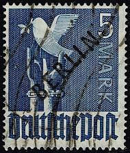 Buy Germany #9N20 Peace Dove; Used with APS Cert (3Stars) |DEU9N020-01XDP