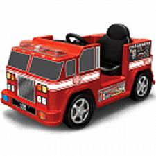 Buy Kid Motorz Fire Engine 1-Seater 6-Volt Ride-On in Red