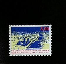 Buy 1996 New National Library of France Scott 2551 Mint F/VF NH