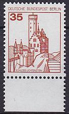 Buy GERMANY BERLIN [1982] MiNr 0673 A u ( **/mnh ) Burgen Schlösser