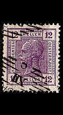 Buy ÖSTERREICH AUSTRIA [1906] MiNr 0135 ( O/used )