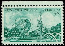 Buy US #1244 New York World's Fair; Used (3Stars) |USA1244-10
