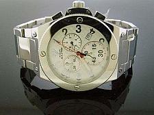Buy New Swiss Made Aqua Master Silver Face watch
