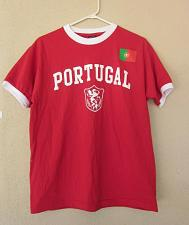 Buy Portugal Soccer Football Jersey Shirt large L