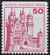Buy GERMANY BERLIN [1977] MiNr 0536 C ( **/mnh ) Bauwerke