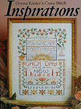 Buy Donna Kooler Cross Stitch Inspirations Pattern Book 2003 Celebration Of Faith