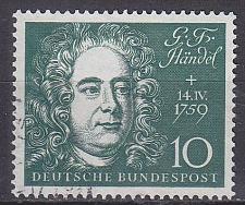 Buy GERMANY BUND [1959] MiNr 0315 ( O/used ) Musik