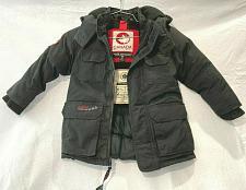 Buy Canada Weather Gear, Kids super triple goose winter jacket Black size 4T