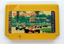 Buy Spy Hunter. Famicom Dendy Yellow Casette Video Games