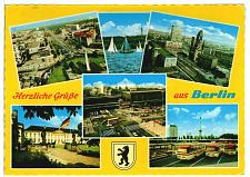 Buy GERMANY - THE BERLIN COLLECTION FDC7699