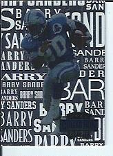 Buy Barry Sanders 1994 Playoff Collection # 4