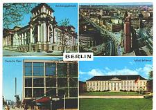 Buy GERMANY - THE BERLIN COLLECTION FDC7695