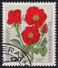 Buy GERMANY BUND [1982] MiNr 1153 ( O/used ) Blumen