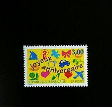 Buy 1997 France Happy Birthday Scott 2556 Mint F/VF NH