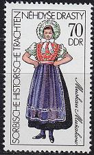 Buy GERMANY DDR [1977] MiNr 2214 ( **/mnh ) Trachten
