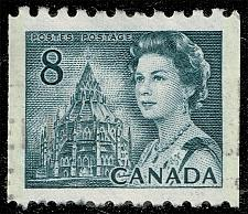 Buy Canada #550p Library of Parliament; Used (1Stars)  CAN0550p-01