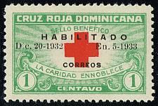Buy Dominican Rep. #265B Red Cross; MNH (4Stars) |DOR0265B-04XRS