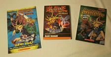 Buy Yu-Gi-Oh The Movie Book -Official Character and Monster Guide -Activity Book Lot