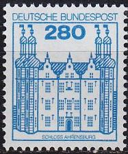 Buy GERMANY BUND [1982] MiNr 1142 ( **/mnh ) Bauwerke