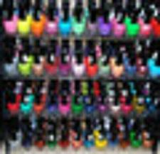 Buy 48 Piece Rainbow Colors Glitter Assorted Nail Polish Lacquer Set + 3 Scented Nai