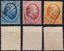 Buy NIEDERLANDE NETHERLANDS [1864] MiNr 0004-09 ( O/used ) perfekt !!!
